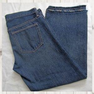 Simon Miller Crop Parker Jeans capri Size 27